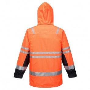 Huski Hi Vis Flame Resistant Fire Jacket