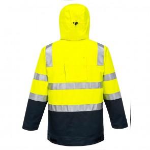 Huski Flame Resistant Hi Vis Flash Jacket