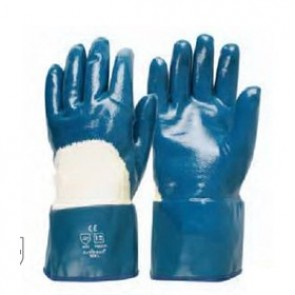 Kevlar® Lined Palm Nitrile DipSafety Cuff Glove