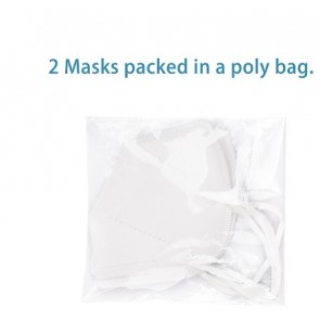 KN95 Face Mask - 2PCS Pack