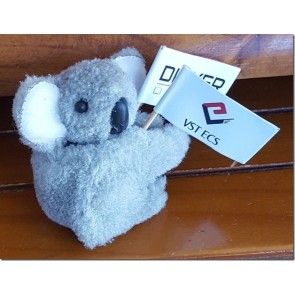 Koala Clip On Toy