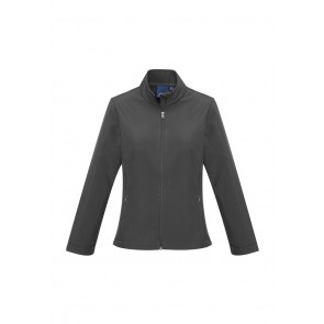 Biz Collection Ladies Apex Light Weight Softshell Jacket