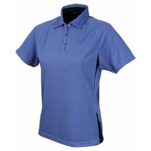 Stencil Ladies Arctic Short Sleeve Polo Shirt