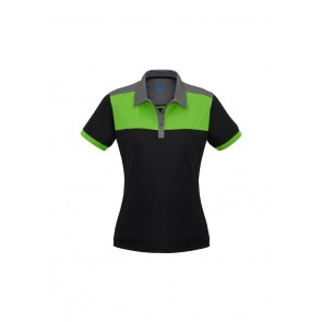 Biz Collection Ladies Charger Polo