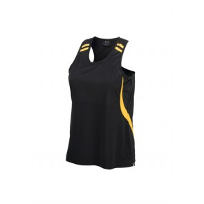 Biz Collection Ladies Flash Singlet