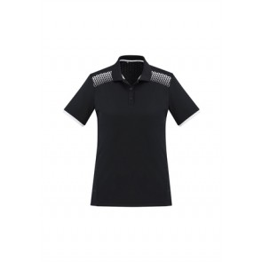 Biz Collection Ladies Galaxy Polo Shirt