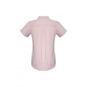 Biz Collection Ladies Madison Short Sleeve Blouse