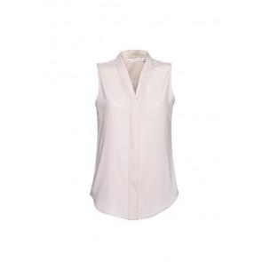 Biz Collection Ladies Madison Sleeveless Shirt