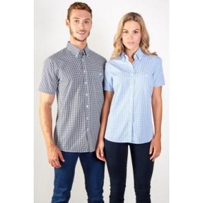 Identitee Ladies Miller Short Sleeve Shirt