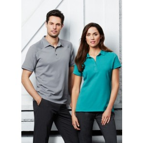 Biz Collection Ladies Profile Polo Shirt - Model