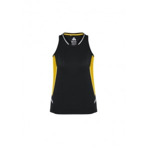 Biz Collection Ladies Renegade Singlet