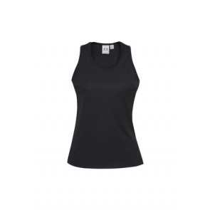 Biz Collection Ladies Sprint Singlet