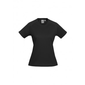 Biz Collection Ladies Sprint Tee