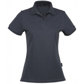 Stencil Ladies Traverse Short Sleeve Polo Shirt