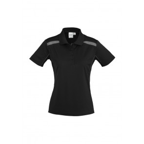 Biz Collection Ladies United Short Sleeve Polo Shirt