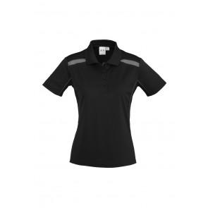 Biz Collection Ladies United Short Sleeve Polo Shirt