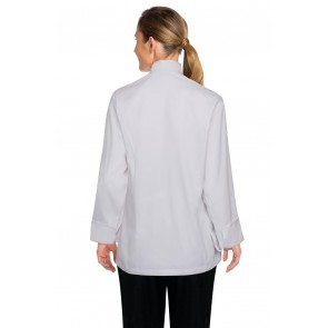 Chef Works Le Mans Women's White Chef Jacket