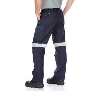 Workit Workwear Lightweight Cotton Drill Taped Cargo Pants