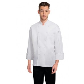 Chef Works Lyon White Executive Chef Jacket
