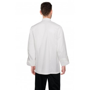 Chef Works Madrid White 100% Cotton Chef Jacket