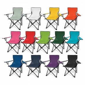 Memphis Folding Chair - All Colours