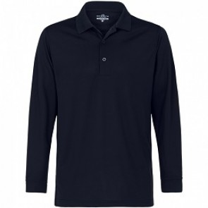 Sporte Liesure Men's Aero Long Sleeve Polo