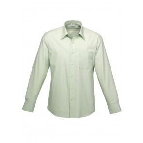 Biz Collection Mens Ambassador Long Sleeve Shirt