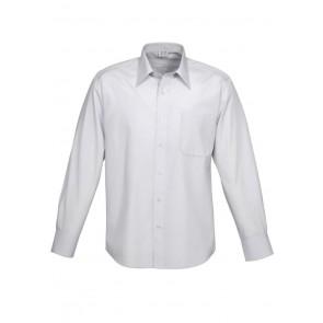 Biz Collection Men's Ambassador Long Sleeve Shirt