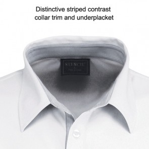 Stencil Men's Argent Short Sleeve Polo Shirt