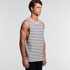 AS Colour Men's Barnard Stripe Tank