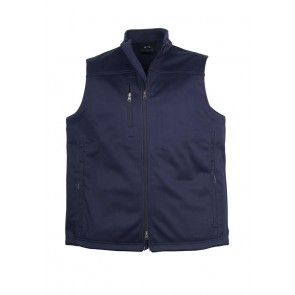Biz Collection Mens BIZ TECH™ Soft Shell Vest