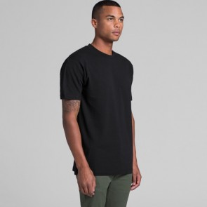 AS Colour Men's Block Tee (3XL-5XL)