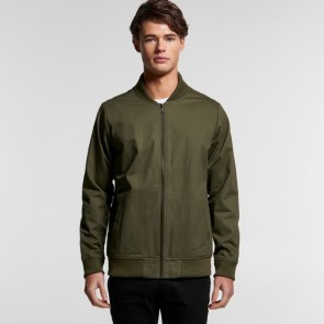 AS Colour Men's Bomber Jacket
