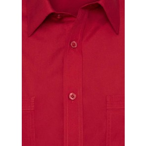 Biz Collection Mens Bondi Short Sleeve Shirt