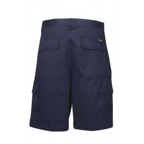 Budget Light Weight Cargo Navy Shorts