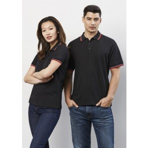 Biz Collection Men's Cambridge Polo Shirt - Models