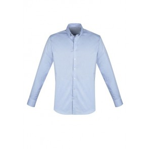 Biz Collection Mens Camden Long Sleeve Shirt