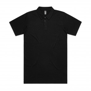 AS Colour Men's Chad Polo - Black