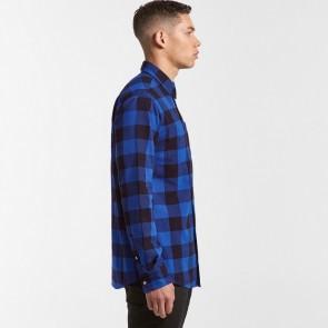 AS Colour Men's Check Shirt