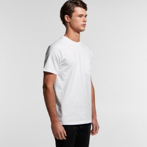 AS Colour Men's Classic Pocket Tee