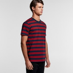 AS Colour Men's Classic Stripe Tee
