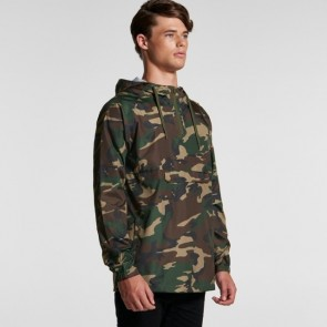 AS Colour Men's Cyrus Camo Windbreaker