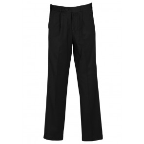 Biz Collection Mens Detroit Pant - Stout
