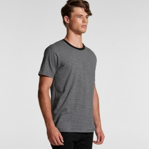 AS Colour Men's Line Stripe Tee