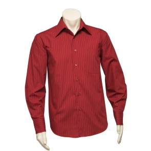 Biz Collection Men's Manhattan Long Sleeve Shirt