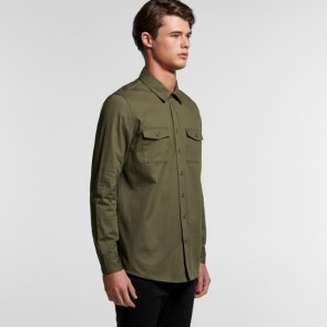 AS Colour Men's Military Shirt