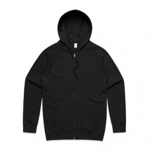 AS Colour Men's Official Zip Hood - Black