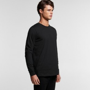 AS Colour Men's Organic Base Long Sleeve Tee