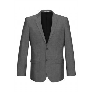 Biz Coporate Mens Slimline 2 Button Jacket