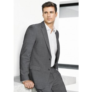 Biz Coporate Mens Slimline 2 Button Jacket - Model